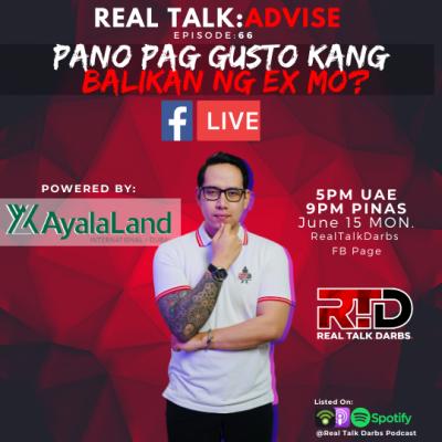 PANO PAG GUSTO KANG BALIKAN NG EX MO?