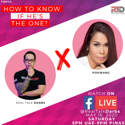 HOW TO KNOW IF HE'S THE ONE? with our special guest, POWANG