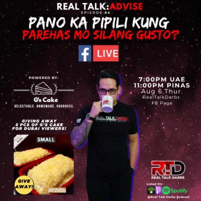 PANO KA PIPILI KUNG PAREHAS MO SILANG GUSTO?
