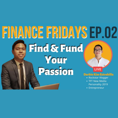 FIND AND FUND YOUR PASSION- INTERVIEW WITH THE PURPOSE DRIVEN ADVISOR, JAY TOLENTINO