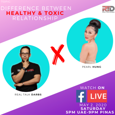 DIFFERENCE BETWEEN HEALTHY AND TOXIC RELATIONSHIP