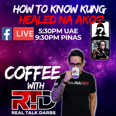 HOW TO KNOW KUNG HEALED NA BA AKO?
