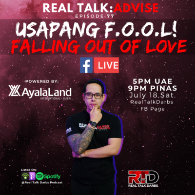 USAPANG FALLING OUT OF LOVE