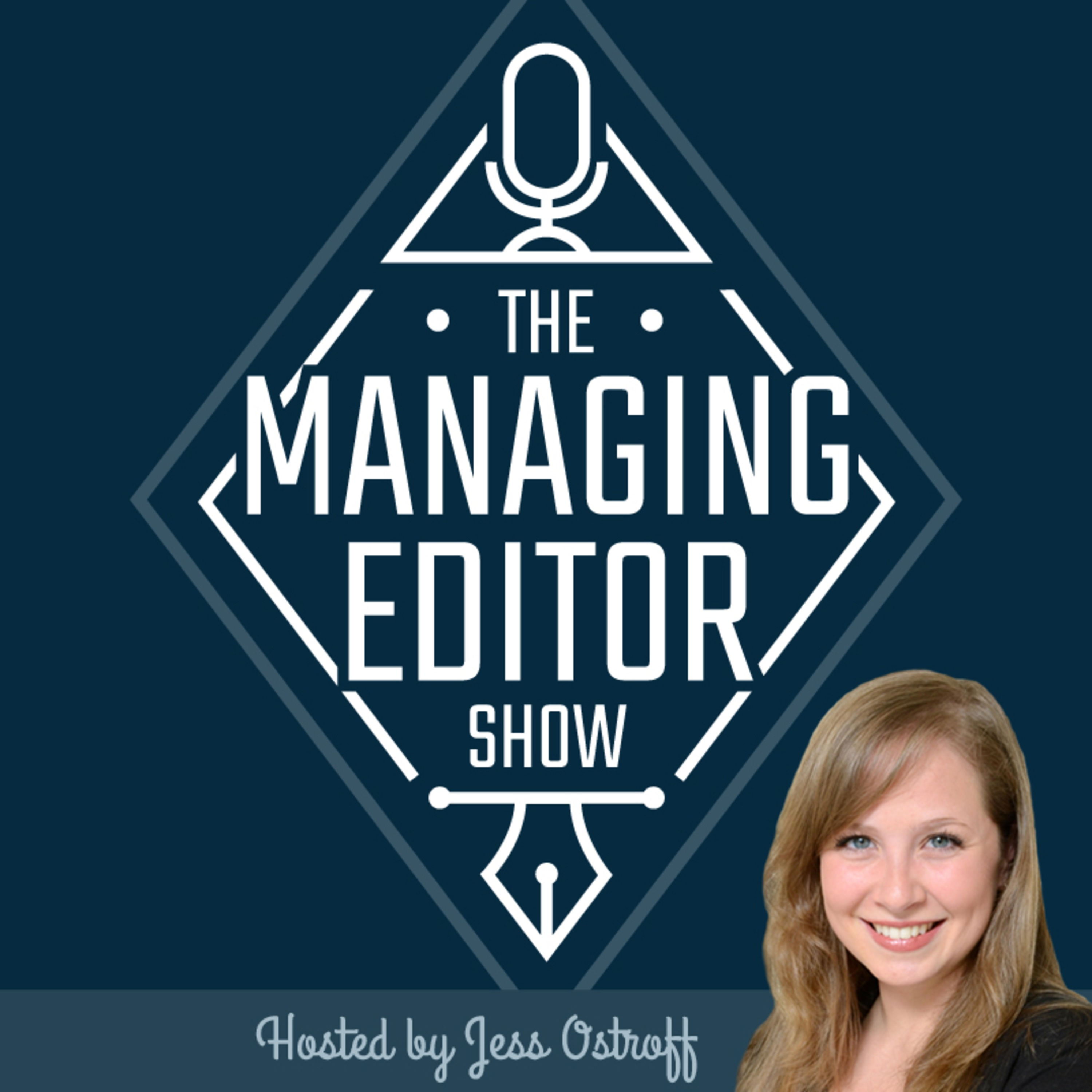 The Managing Editor Show By Jess Tyson On Apple Podcasts