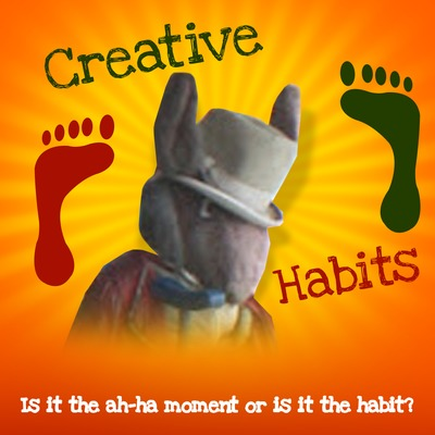 Creative Habit's Podcast | Exploring Habits for Tapping Into Creative Consciousness