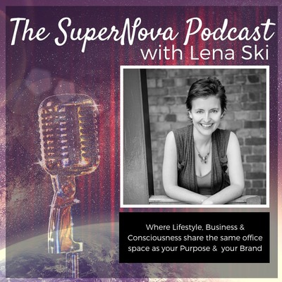 The SuperNova Podcast with Lena Ski