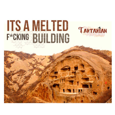 The Tartarian Meltdown Audio Podcast
