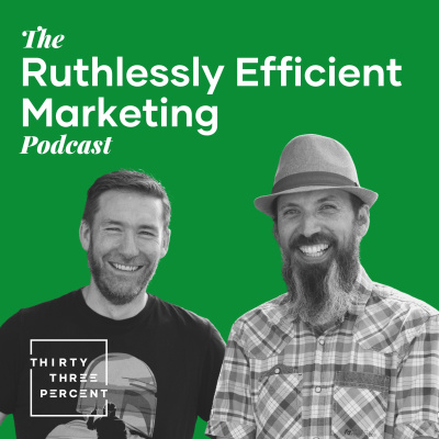 The Ruthlessly Efficient Marketing Podcast