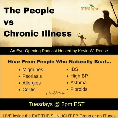 THE PEOPLE vs CHRONIC ILLNESS