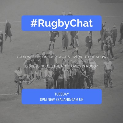 #RugbyChat