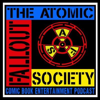 The Atomic Fallout Society with David Sabal, Brian Smith, Chris Lilagan and Tony Sabal