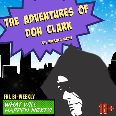 The Adventures Of Don Clark I The Audio Drama