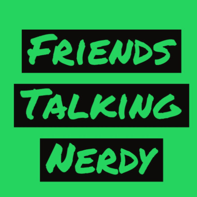 Friends Talking Nerdy