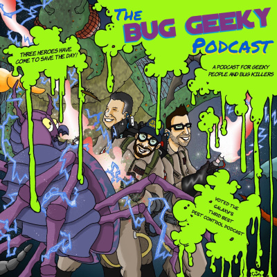 The Bug Geeky Podcast