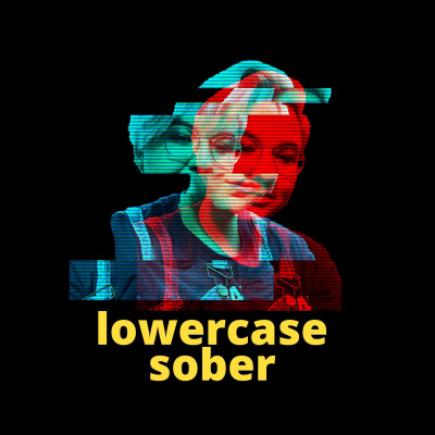 lowercase sober