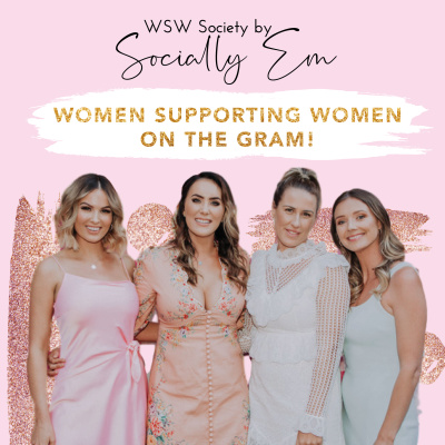 Women Supporting Women on the Gram by SociallyEm
