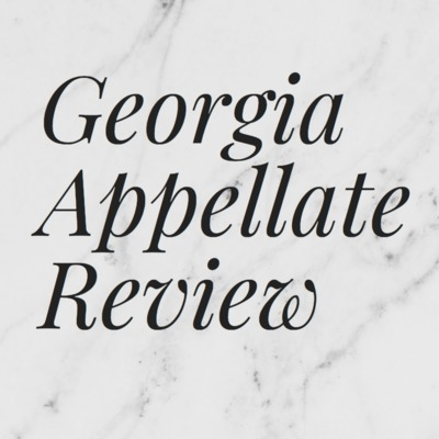 Georgia Appellate Review