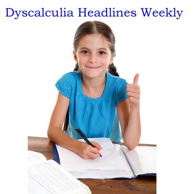 Dyscalculia Headlines
