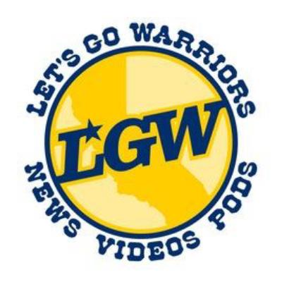 Let's Go Warriors
