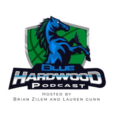 Blue Hardwood- A Dallas Mavericks podcast