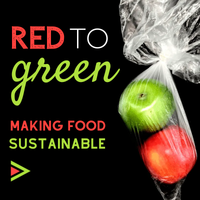Red to Green - Food Sustainability | Food Tech | Future of Food | Health
