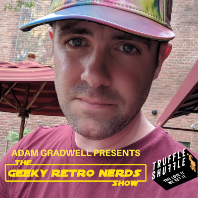 Geeky Retro Nerds Show - Pop Culture Podcast