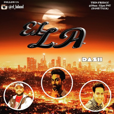 el L.A. with Jake & Lenny