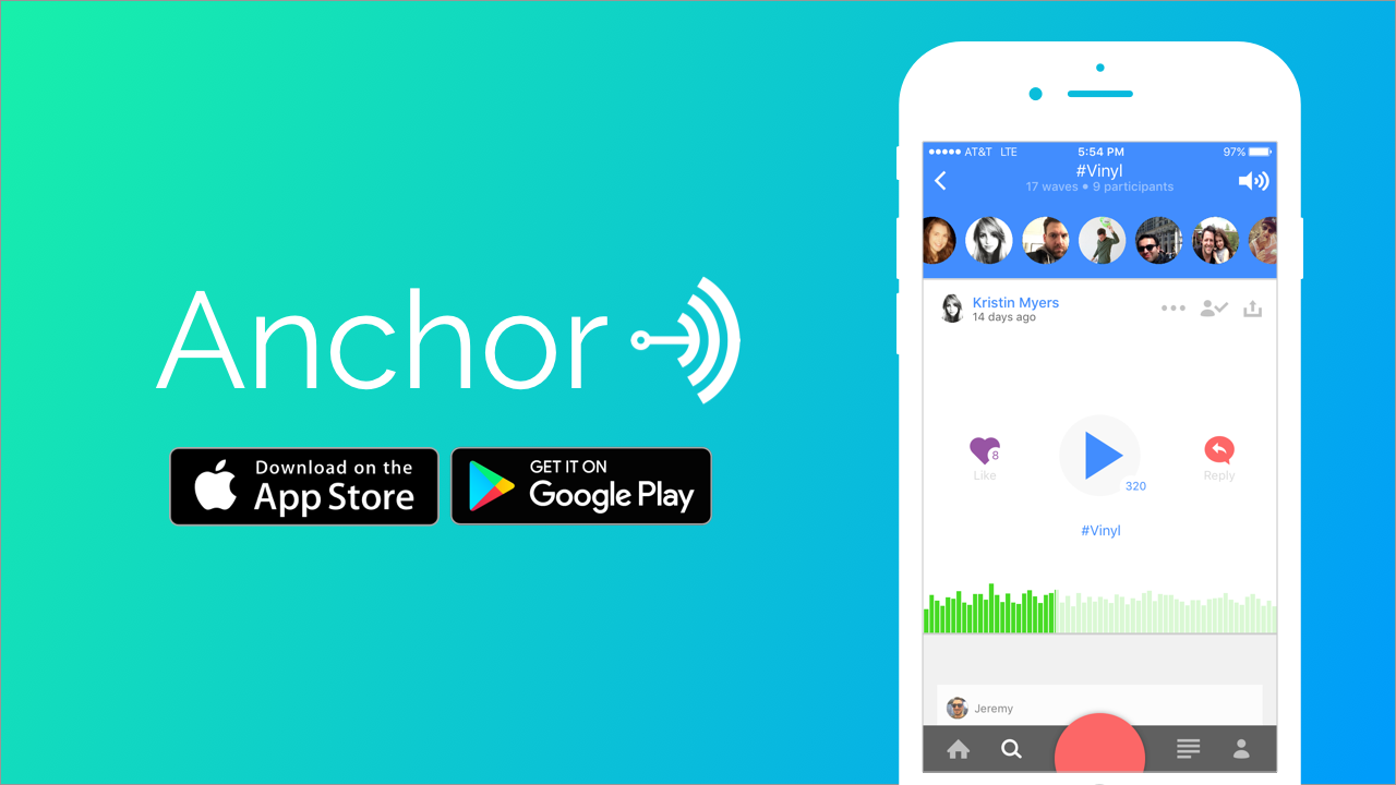 Anchor - Radio by the people