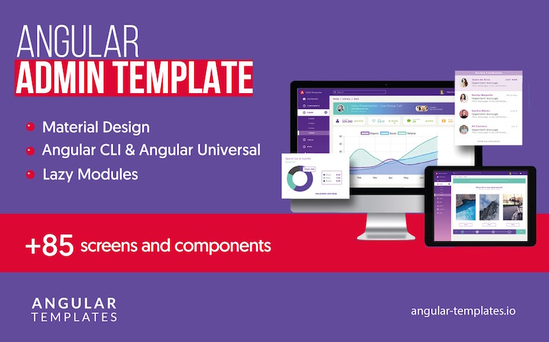 Learn how to build a MEAN stack application with this Angular