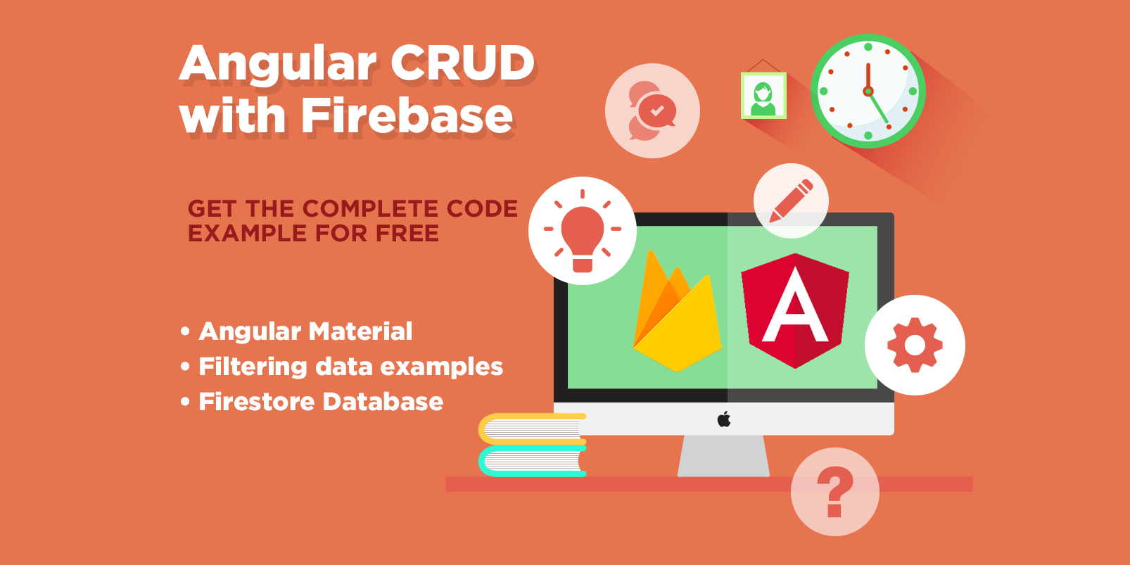 Angular CRUD with Firebase | Angular Templates