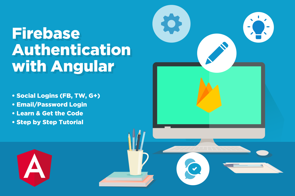 Firebase Authentication with Angular
