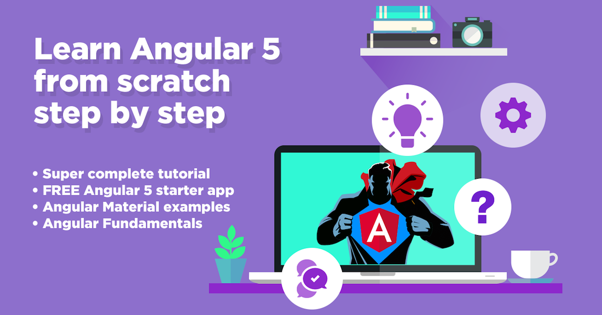 Angular Tutorial Learn From Scratch Step By