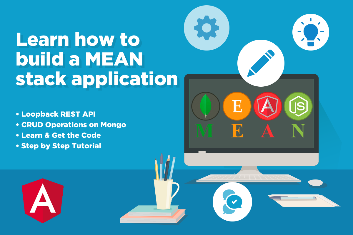 Learn how to build a MEAN stack application with this Angular tutorial