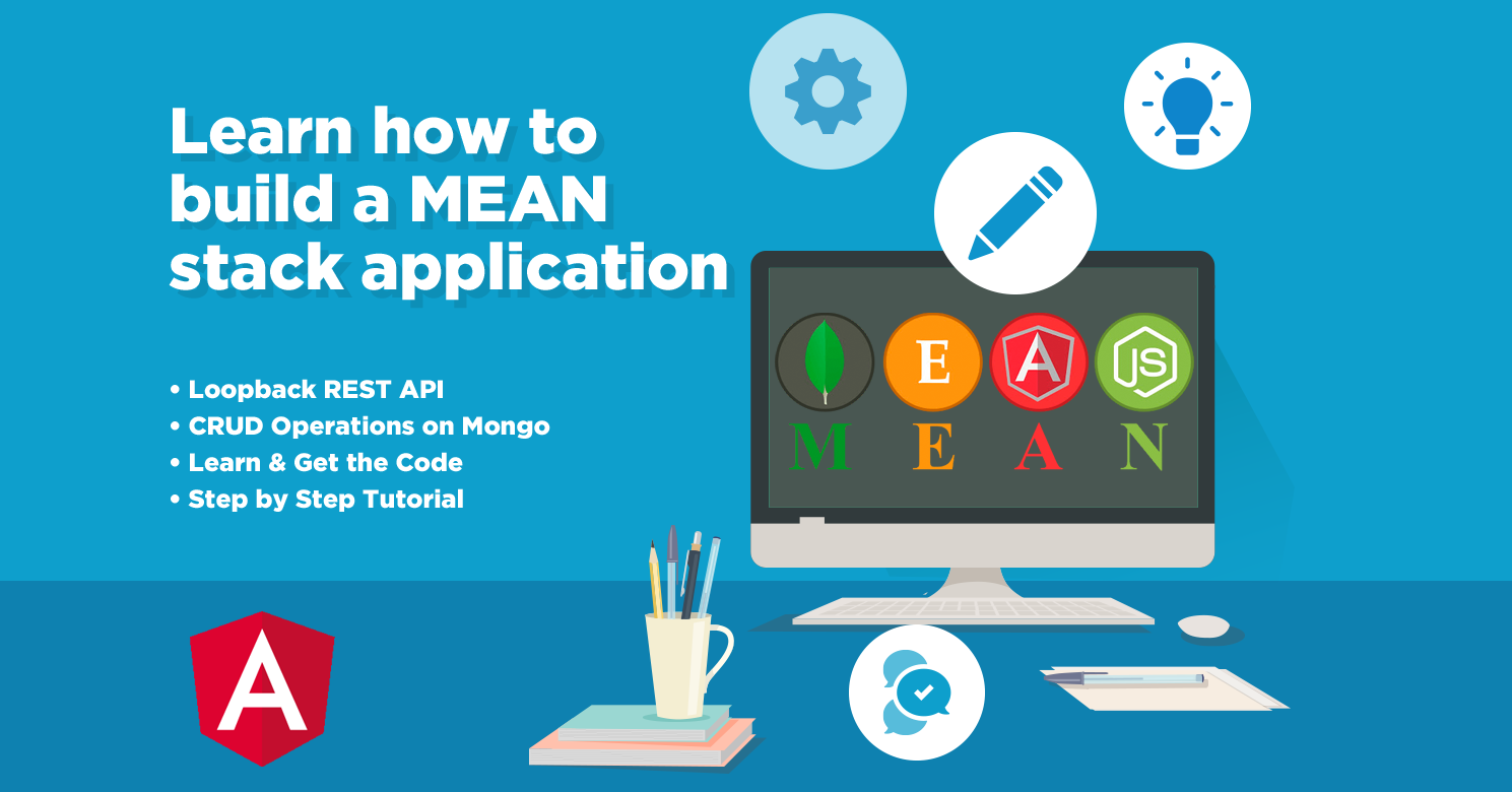 learn how to build a mean stack application in this angular tutorial