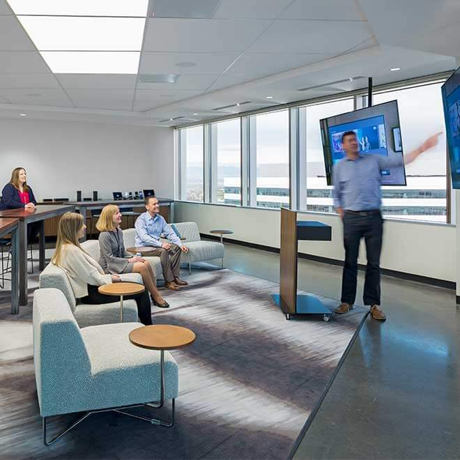 Charter Communications Conference Room