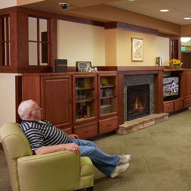Minnesota Veterans Home Nursing Care Facility