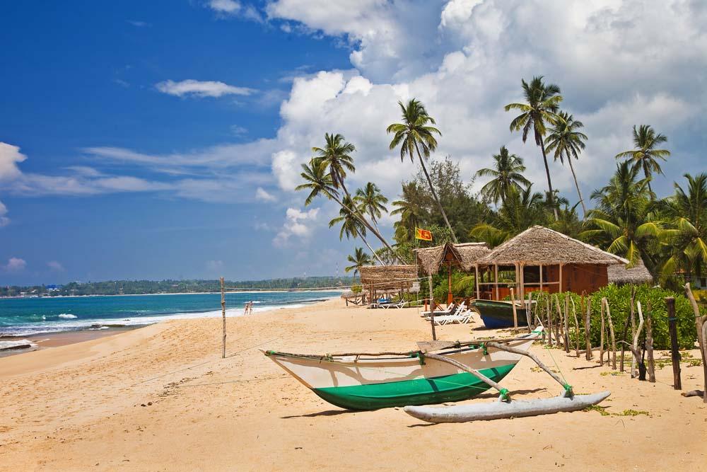 Sri Lankan beach. Photo: Shutterstock