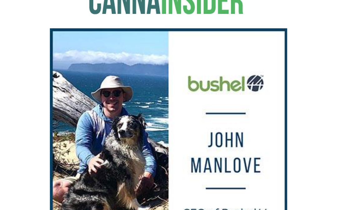 How the Hemp Industry is Evolving, Ways in Which the Hemp Space is Developing the Same As Cannabis & More – John Manlove Joins the CannaInsider Podcast