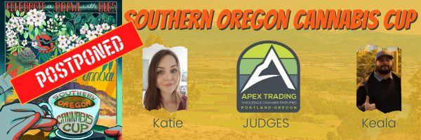 Heading On Down to the Southern Oregon Cannabis Cup 2021 in Medford