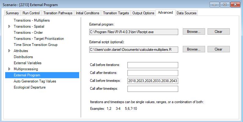 ST-Sim External Program Example
