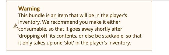 PlayFab warning