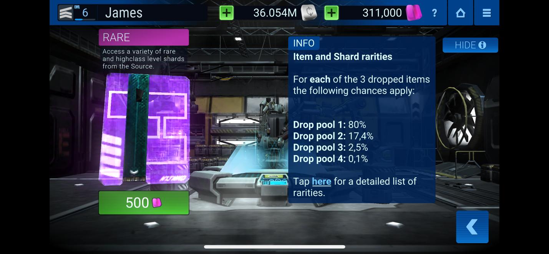 Drops in Fusion Guards
