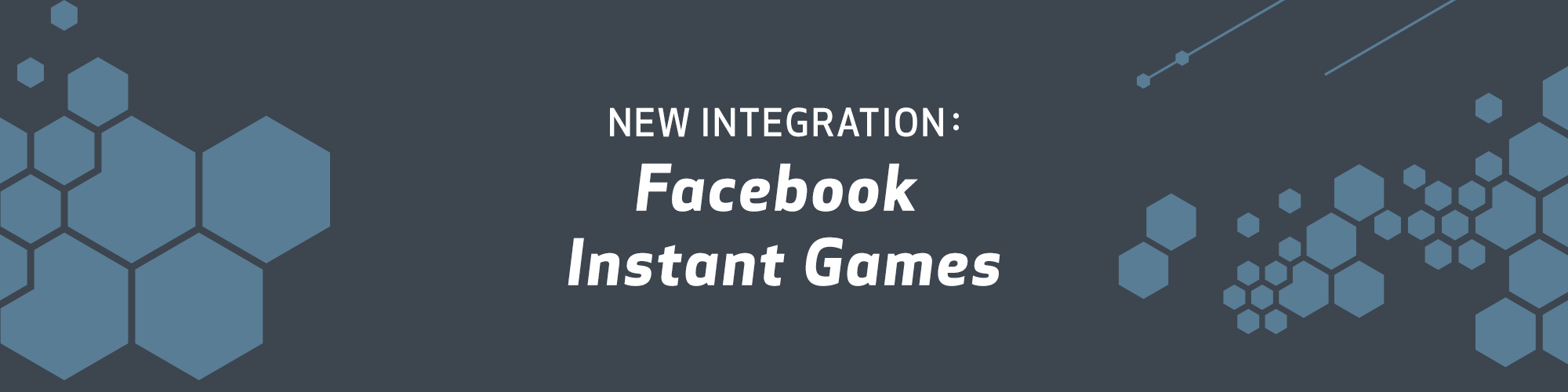 PlayFab Supports Facebook Instant Games