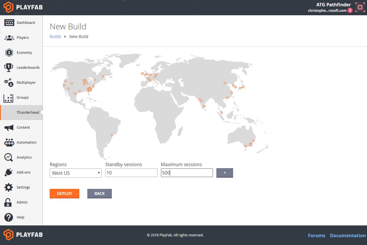 Introducing PlayFab Multiplayer Servers 2 0