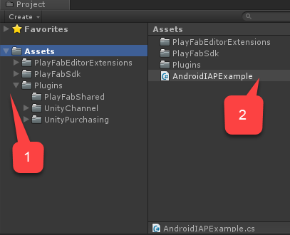 Getting Started with PlayFab, Unity IAP, and Android