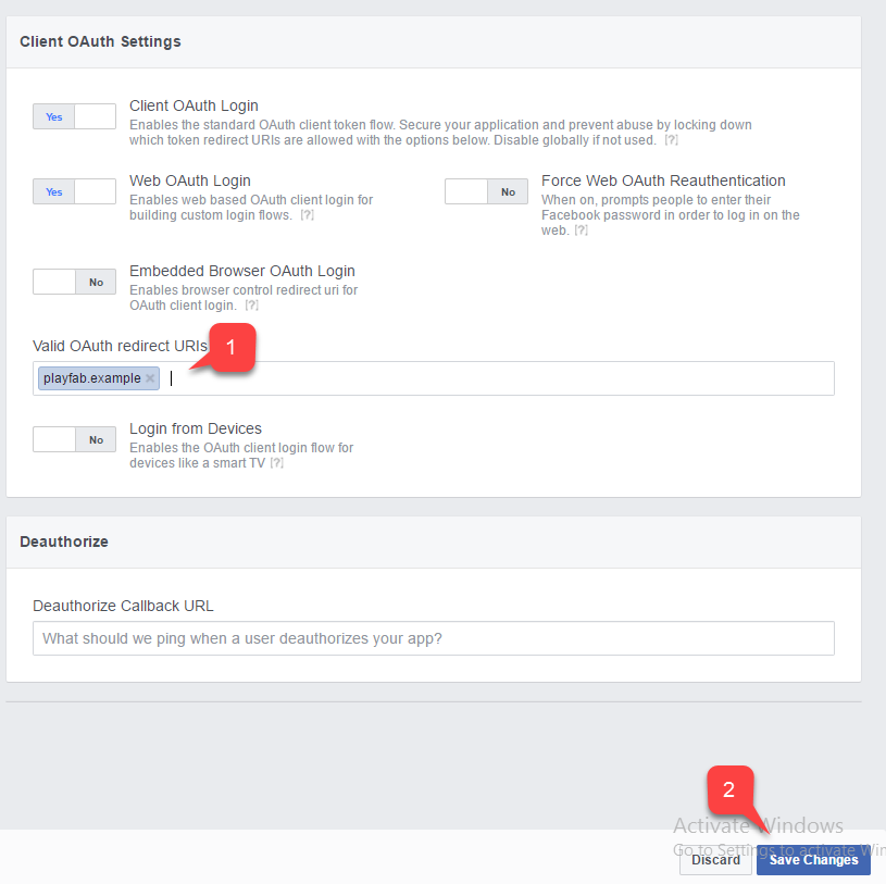 Getting Started with Facebook & HTML5