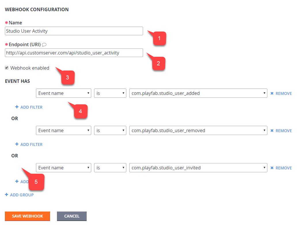 Webhooks configuring webhook malvernweather Images