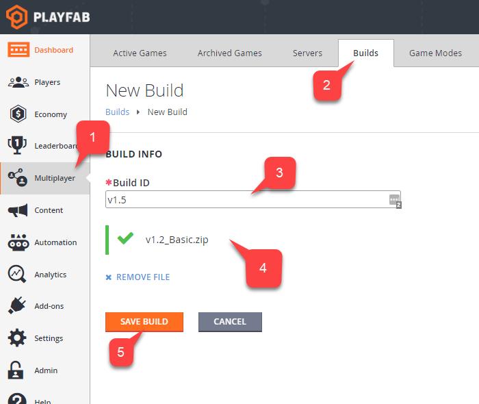 java matchmaking server