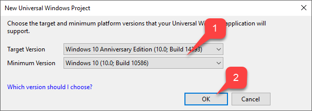 Getting Started with Universal Windows App