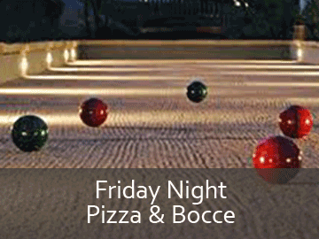 Friday night comstock bocce preview